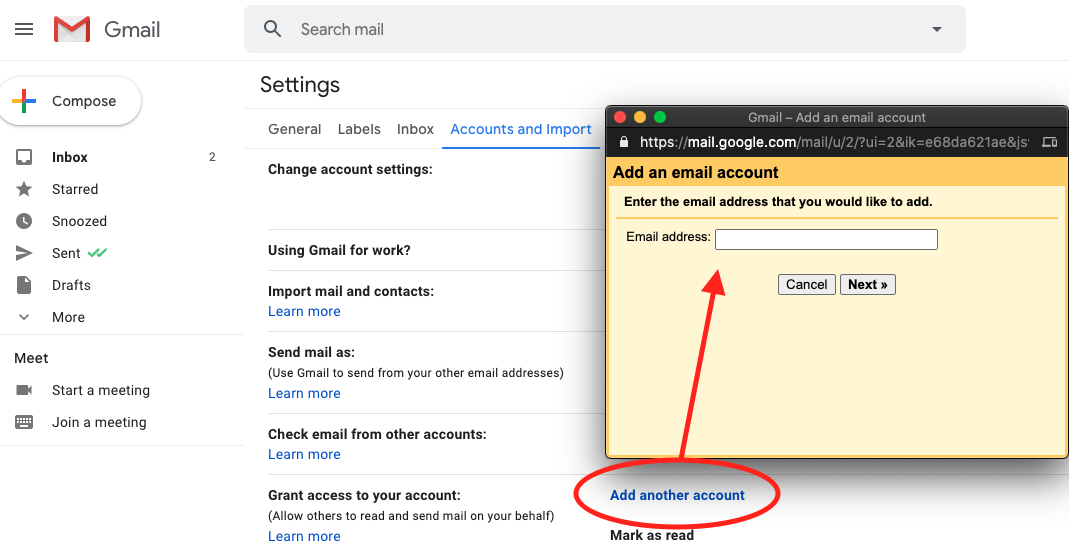 You can synchronize your Outlook email account with Gmail to track emails with Mailtrack